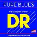 DR Strings Pure Blues Bass Lite DRPB40