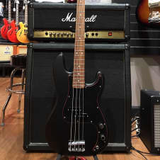 Fender Special Edition Precision Bass Noir Electric