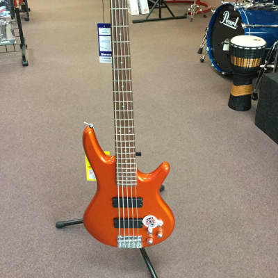Ibanez  GRS 205 2020 Road star Orange Metallic for sale