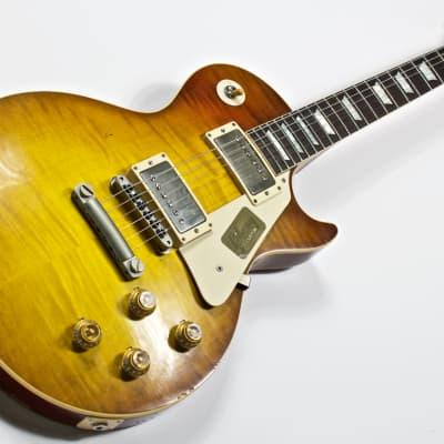 Gibson Custom Shop Mark Knopfler '58 Les Paul Standard (Aged) 2016 - 2017