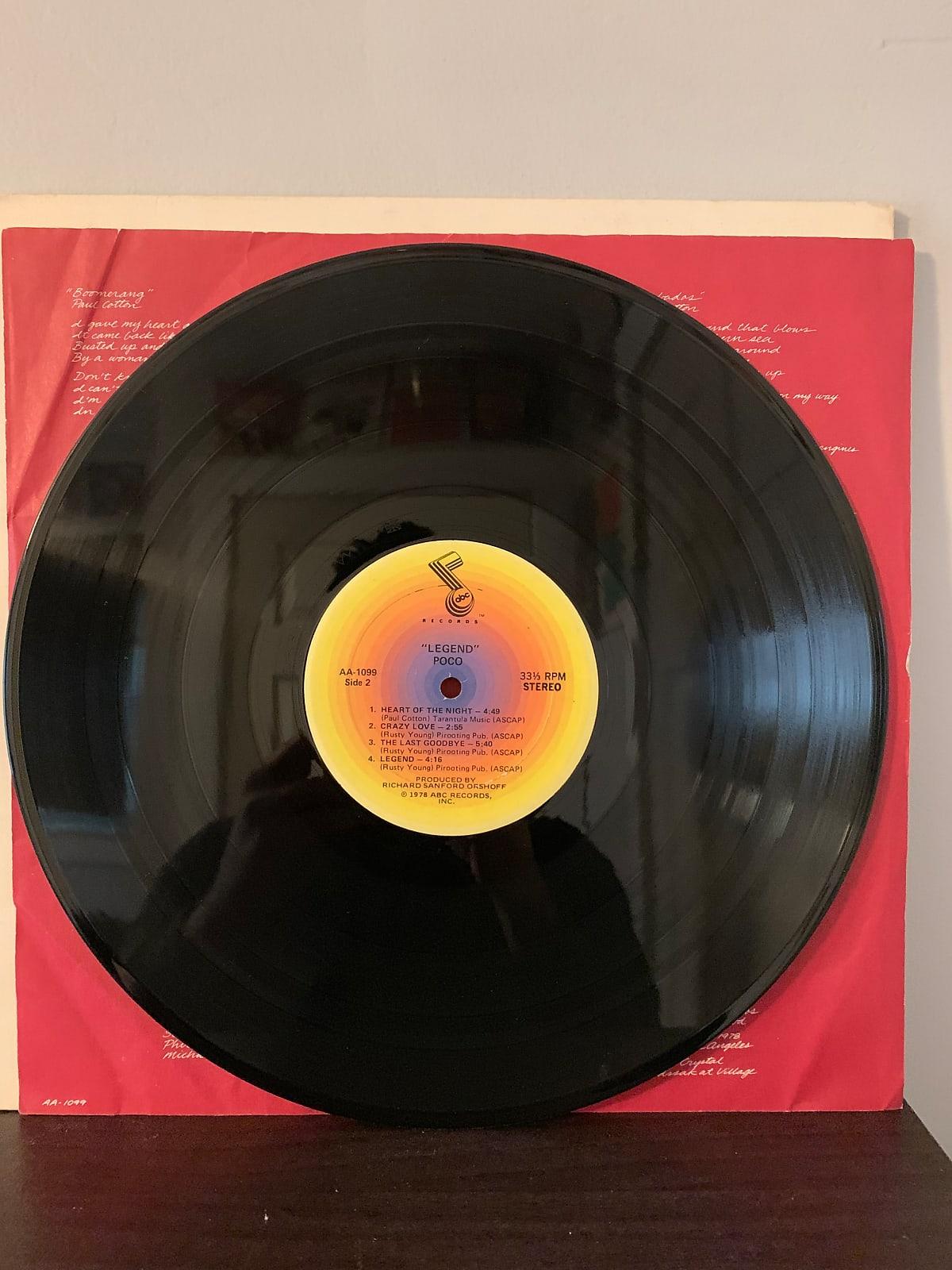 Poco (3) - Legend - Vinyl
