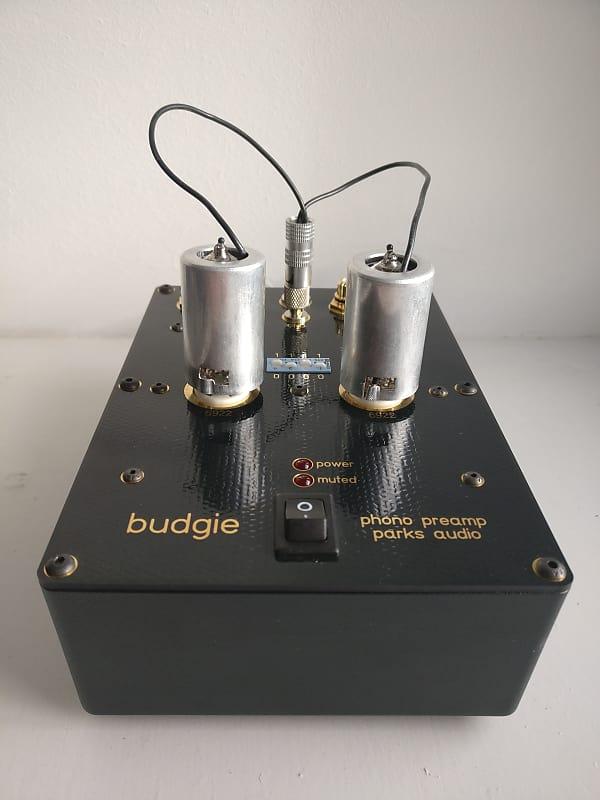 Parks Audio Budgie Tube Phono Preamp | Steph