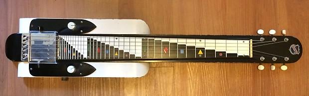 National Dynamic Lap Steel Slide Guitar 1950