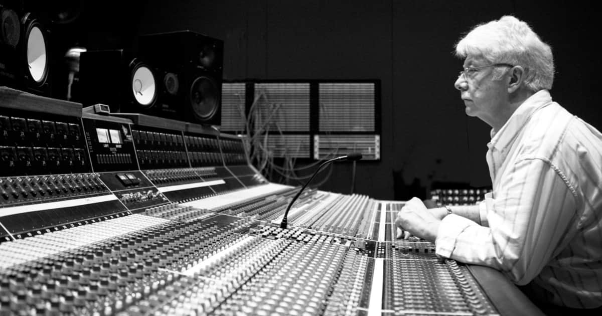 Bowie Producer Ken Scott Isn't Interested in Your Plugin Dependency