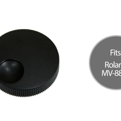 Roland Rotary Encoder Knob Replacement Part for MV-8800