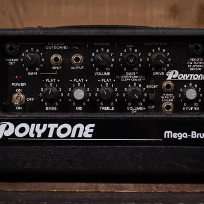 Polytone Mega-Brute Amp Head - Used for sale