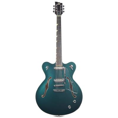Duesenberg Gran Majesto Double Cut Semi-Hollow Electric Guitar