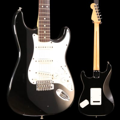 Fender Stratocaster MIM w/ Roland Midi Pickup, Black w/ Rosewood for sale