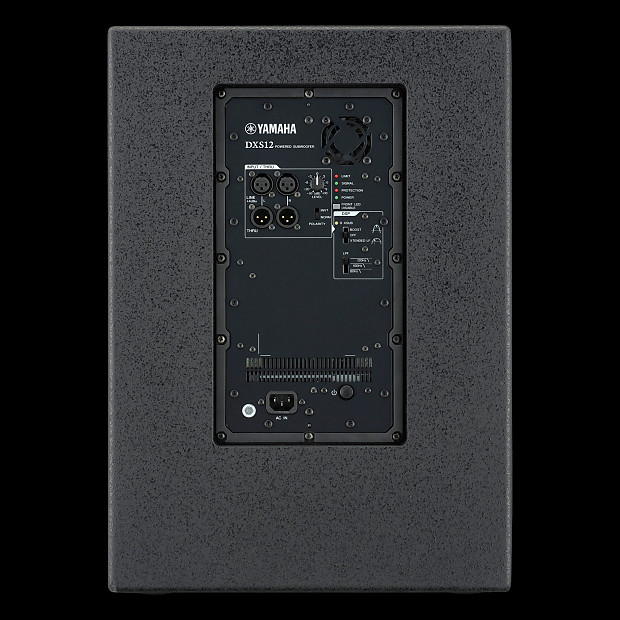 Yamaha dxs12 12 950w active subwoofer speaker alto reverb for Yamaha refurbished warranty