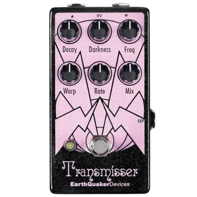 Earthquaker Devices Transmisser™ Resonant Reverberations for sale