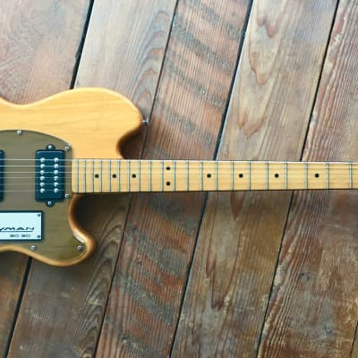 Hayman 3030 Solid Body Electric  Guitar- Natural Finish for sale