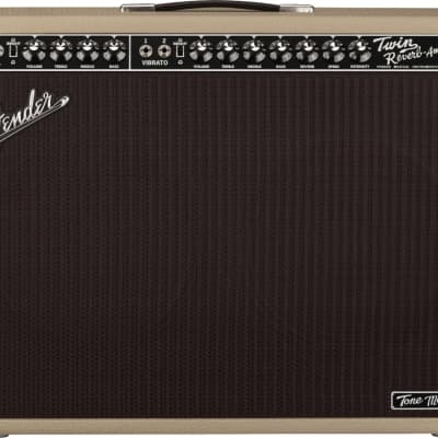 Fender Tone Master Twin Reverb Blonde 120V