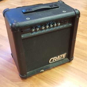 "Crate MX15R 12-Watt 1x8"" Solid State Guitar Combo"