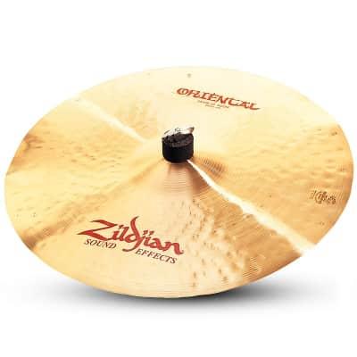 "Zildjian 20"" FX Oriental Crash of Doom Cymbal"