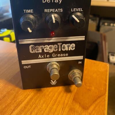 Visual Sound Garage Tone Axle Grease Delay Black for sale