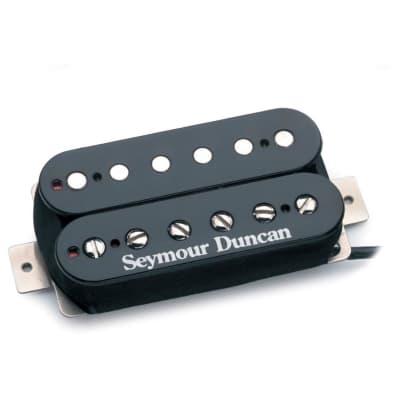Seymour Duncan SH14 Custom 5 Alnico Humbucker Pickup, Black