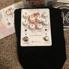 Keeley Caverns V2 Reverb/Delay