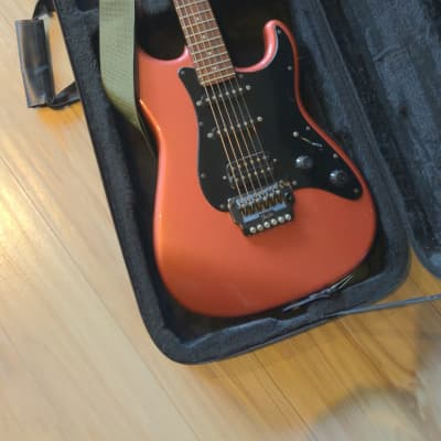 Fender Contemporary Series Stratocaster Deluxe HSS 1986   (Fender Japan MIJ years) for sale
