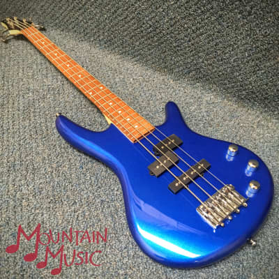 Brand New Ibanez miKro GSRM20-SLB Short Scale Electric Bass for sale