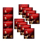 12-Pack GHS David Gilmour Signature Series Electric Guitar Strings Red Set (10.5-50) image