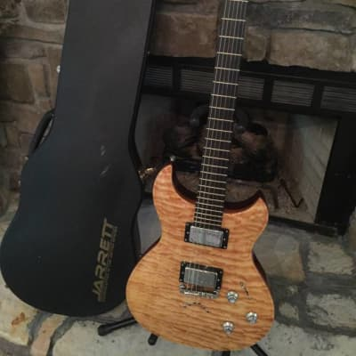 Jarrett Forza 2010's Flamed Maple Custom Guitar for sale