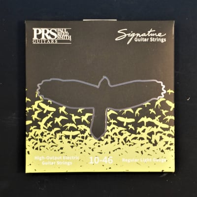 PRS Signature Regular Light Electric Guitar Strings 10-46