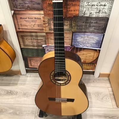Guitare flamenca Francisco Bros Taranta especial  2019 Vernis for sale