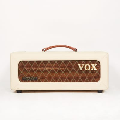 Vox AC15HTVH 50th Anniversary Hand-Wired Heritage Collection 15-Watt Guitar Amp Head