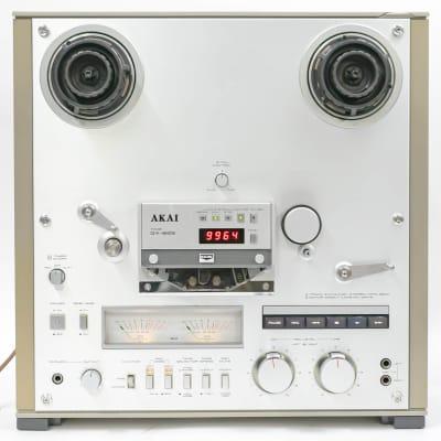Akai GX-625 Stereo Reel To Reel Tape Recorder - Vintage