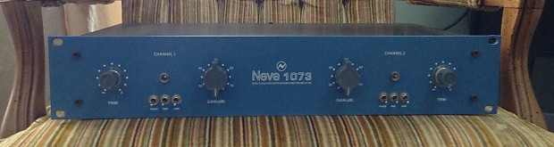 EZ1290 Dual Channel Preamp (Neve Clone) | Scary's Gear