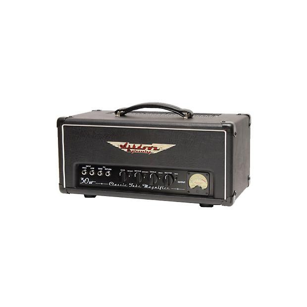 ashdown ctm 30 30 watt all tube bass amp head reverb. Black Bedroom Furniture Sets. Home Design Ideas