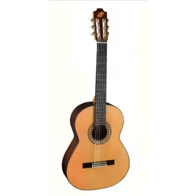 Admira Guitars Virtuoso Nylon String Classical Acoustic Guitar, Solid Cedar Top