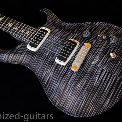 2019/2020 PRS Paul's Guitar Signature Wood Library Charcoal, Artist, Cocobolo, Curly Maple neck, TCI for sale