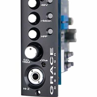 Grace Design m501 - 500 series mic preamplifier