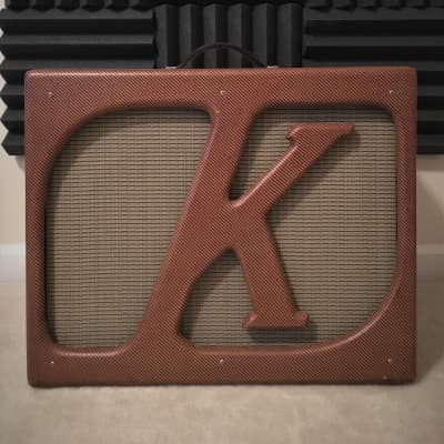 Kendrick K Spot Tweed with Fane Alnico Speaker for sale