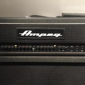 Ampeg VL-502 2-Channel 50-Watt Guitar Amp Head