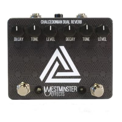 Westminster Effects Chalcedonian Dual Reverb