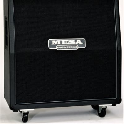 Mesa-Boogie 4x12 Rectifier Traditional Slant Guitar Cab for sale