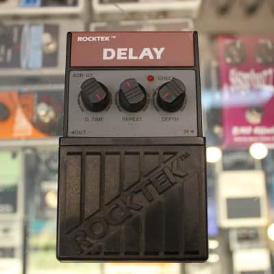 RockTek Delay Pedal Vintage for sale
