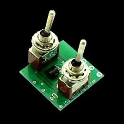Guitar Parts Electronics ACTIVE CIRCUIT - ARTEC VTB2 - ONBOARD - Tube Overdrive