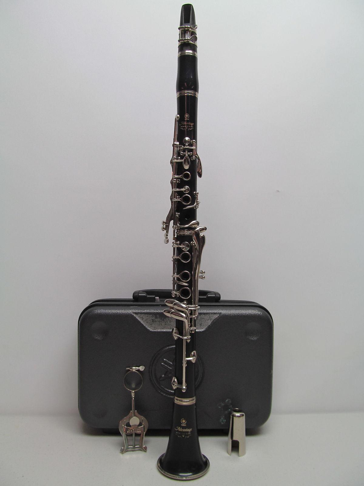 Yamaha Clarinet Ycl Ad