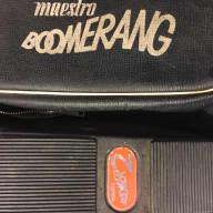Maestro BG-2 BG2 Boomerang Boomer 2 w/ Bag