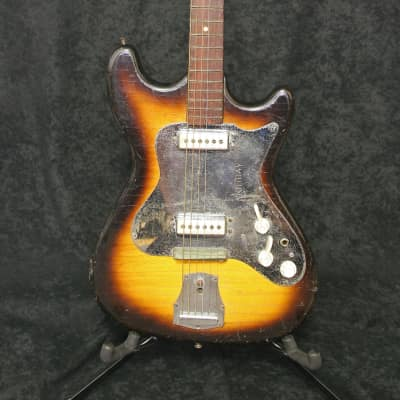 Klira Holiday 1960's Sunburst for sale