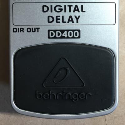 Behringer Digital Delay DD400