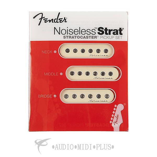 Fender Vintage Noiseless Strat Pickups 34