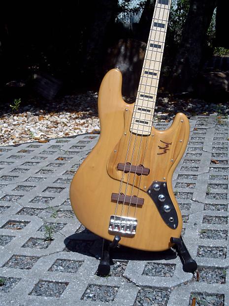 Fender Squier Jazz Bass Rev Kit 2009