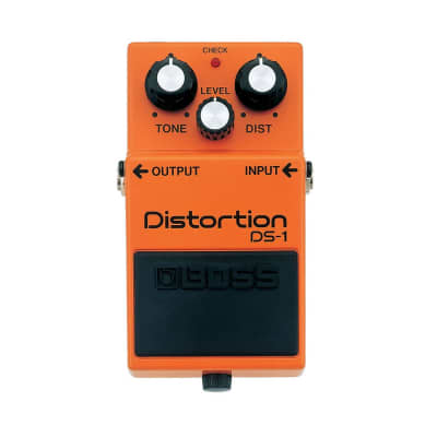 Boss DS-1 Distortion 2019 for sale