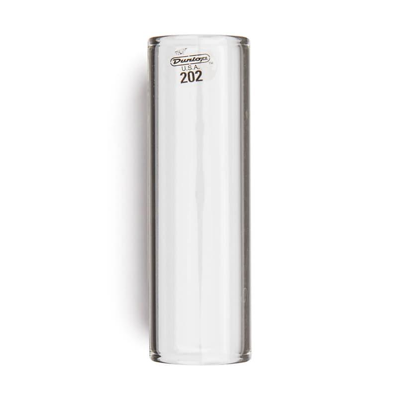 Dunlop 202 Medium Pyrex Glass Slide Regular Wall
