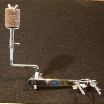 Drums Percussion Clamp-on Cymbal arm also holder for cowbells blocks tambourines