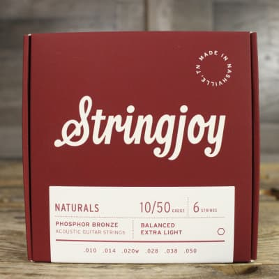 Stringjoy Naturals SJ-NB1050